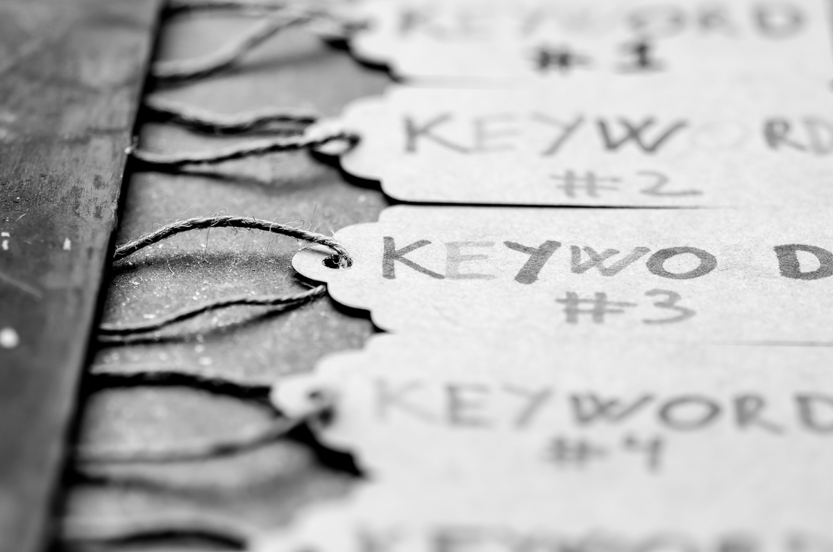Fotografía profesional de producto en Barcelona - ejemplo de fotografía de etiquetas para el keywording