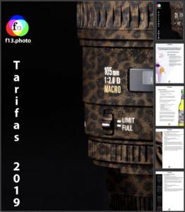 Fotografía profesional de producto en Barcelona - Imagen de catálogo de tarifas y servicios fotográficos profesionales
